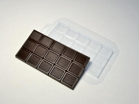 Форма для шоколада Полосатик-2