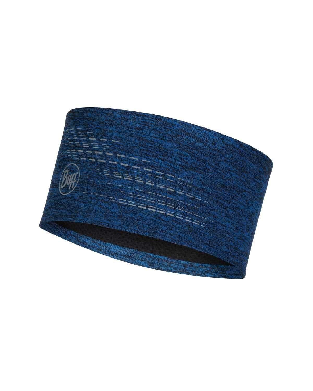 Повязка спортивная светоотражающая Buff Headband Dryflx R-Blue