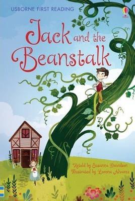 Kitab Jack and the Beanstalk | Susanna Davidson