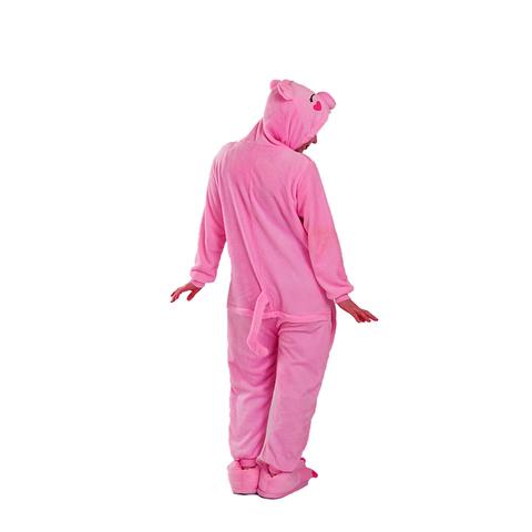 Поросенок розовый