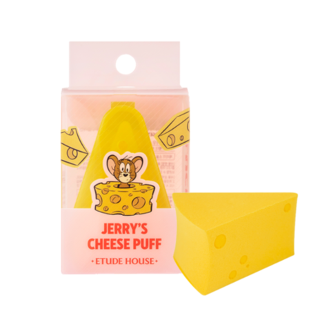 Пуф ETUDE HOUSE Lucky Together Jerry's Cheese Puff