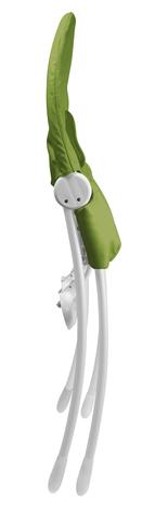 Стульчик Bloom Nano White Gala Green