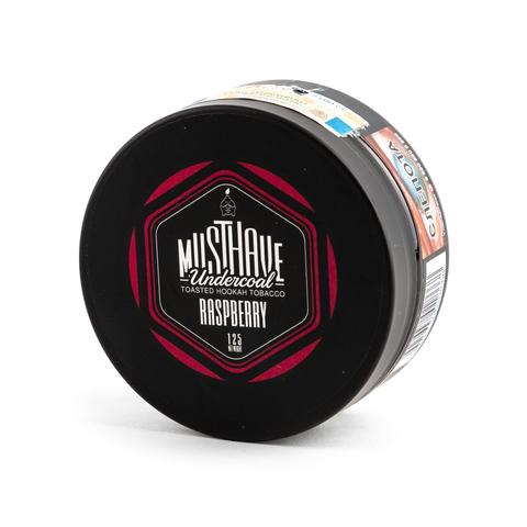 Табак MustHave Raspberry 125 г