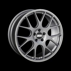 Диск колесный BBS CH-R 9x19 5x120 ET44 CB82.0 satin titanium
