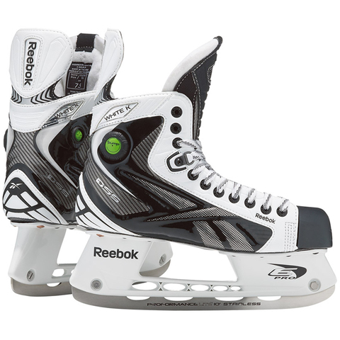 Коньки хоккейные REEBOK WHITE K PUMP JR