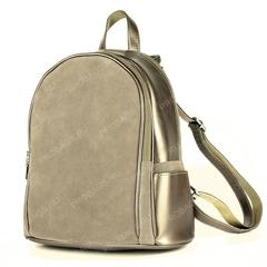 Рюкзак женский JMD Prima 1013 Светло-золотистый