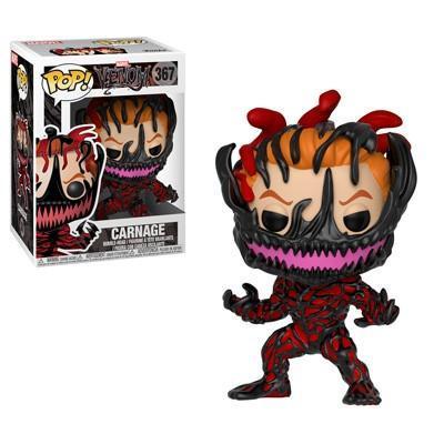 Фигурка Funko POP! Bobble: Marvel: Venom: Carnage/Cletus Kasady 33073