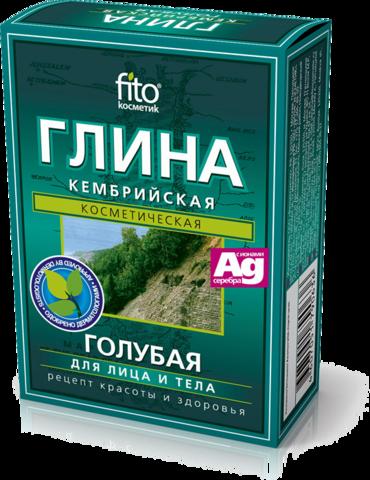Фитокосметик Глина Кембрийская 100г
