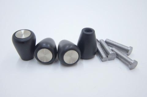 Ручки крутилки стеклоподъёмников Газ 24