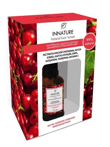 Сыворотка для лица для жирной и проблемной кожи 50 мл  (INNATURE)