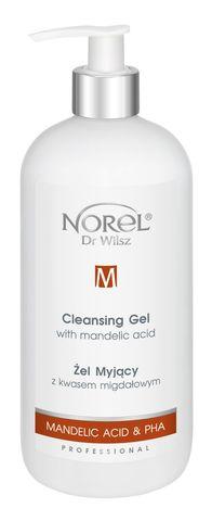 *Очищающий гель с миндальной кислотой (NOREL/Mandelic Acid/500мл/PZ 365)