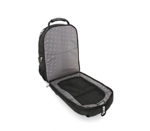 Рюкзак SWISSGEAR «SCANSMART», 17'', black, фото 6