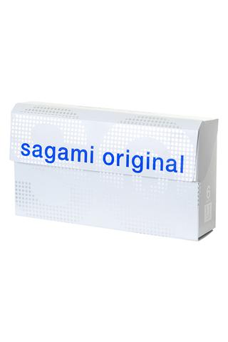 Презервативы полиуретановые Sagami Original 002  Quick №6 фото