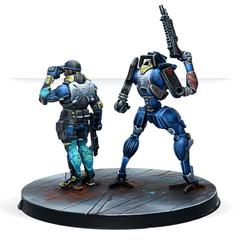 Alpha Unit (Light Shotgun)
