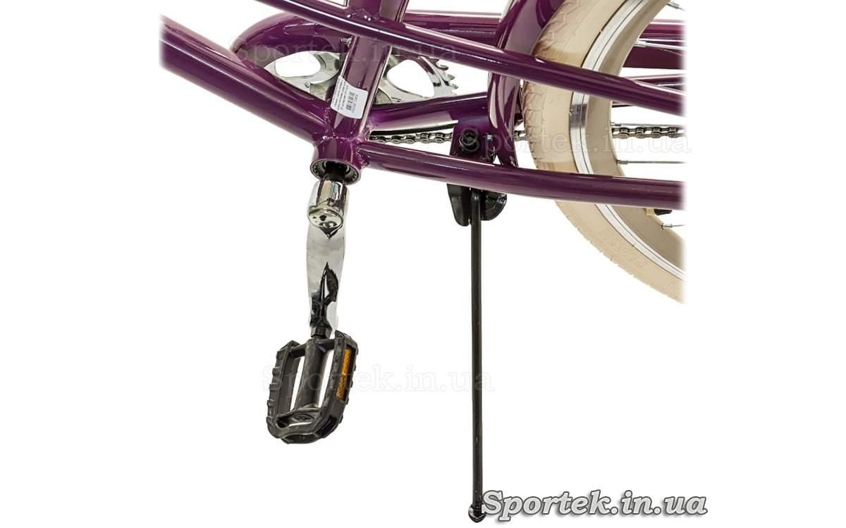 Подножка у велосипеда Dorozhnik Comfort Female