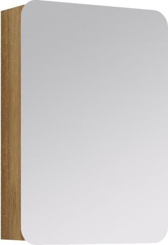 Вега Шкаф-зеркало, цвет дуб сонома Veg.04.05,