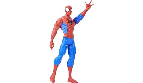 Spider-Man Titan Hero Figur