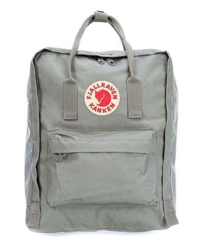 Рюкзак Fjallraven Kanken 021 серый