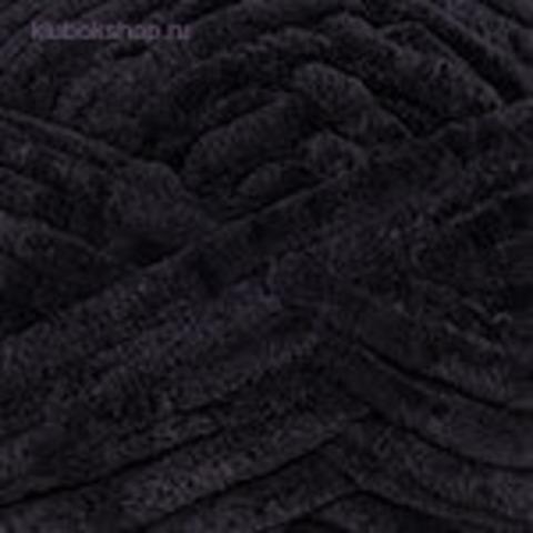 Пряжа Dolce Maxi (Yarnart) 742 черный, фото