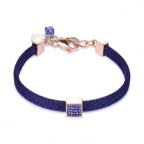 Браслет Coeur de Lion 0217/30-0800 цвет фиолетовый