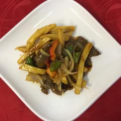 122 - Картофель с говядиной