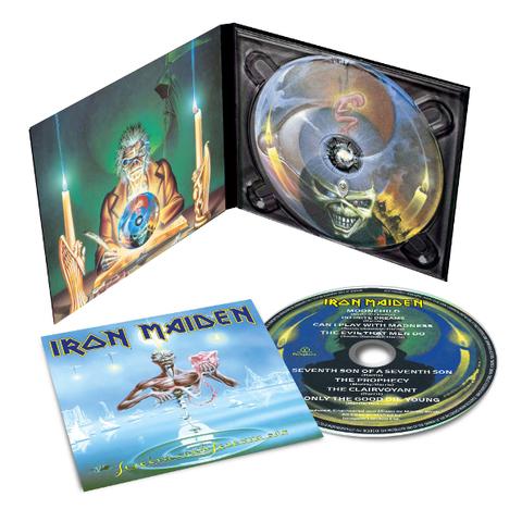 Iron Maiden / Seventh Son Of A Seventh Son (CD)