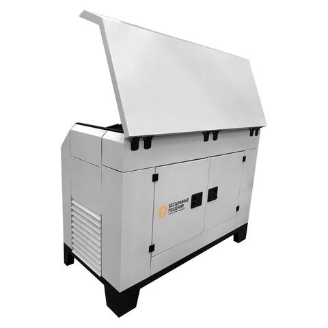 Всепогодный шумозащитный кожух для генератора SB1900SK