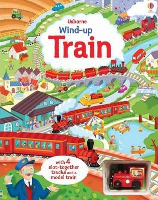 Kitab Wind-Up Train | Fiona Watt