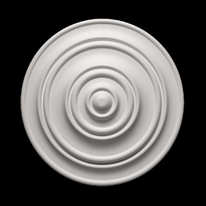 Розетка Европласт из полиуретана 1.56.014, интернет магазин Волео