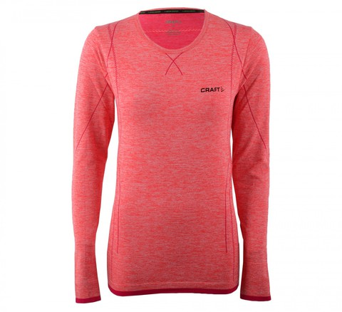 Термобелье рубашка Craft Comfort (1903714-B410) женская