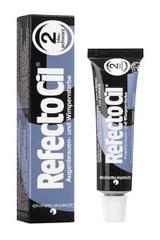 RefectoCil Краска для бровей и ресниц №2 черно-синий 15мл