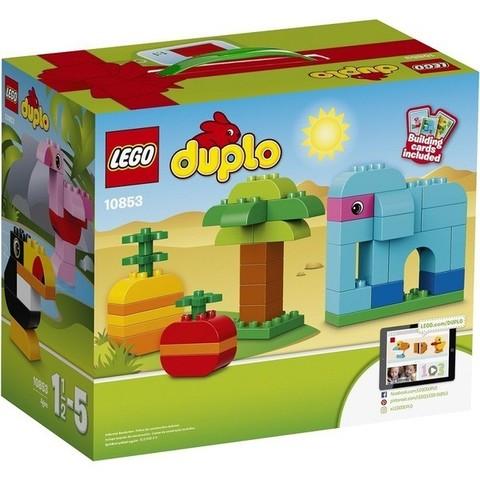 LEGO Duplo: Набор деталей для творческого конструирования 10853
