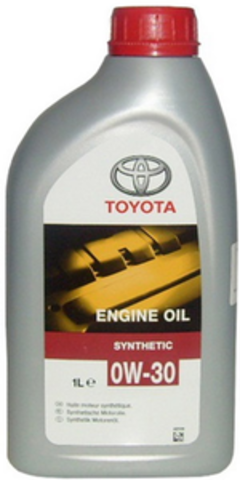 Масло моторное ENGINE OIL SYNHETIC 0W-30  1л