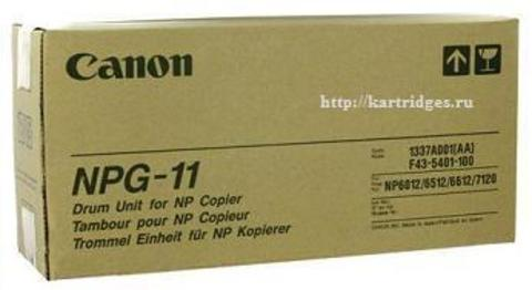 Картридж Canon NPG 11