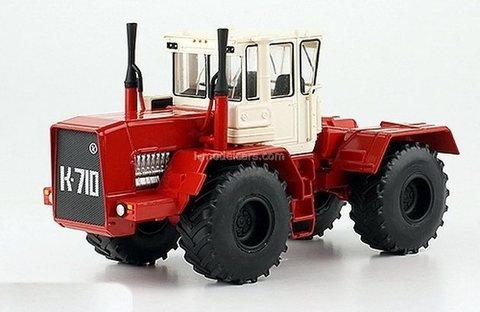 Tractor K-710 Kirovets 1:43 Hachette #112