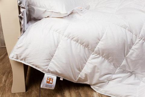Элитное одеяло детское 100×135 и подушка 40×60 Baby Snow от German Grass