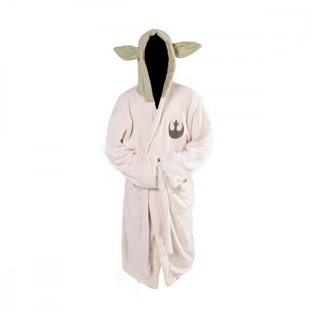 Звездные войны халат плюшевый Йода