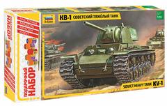 Советский танк «КВ-1»