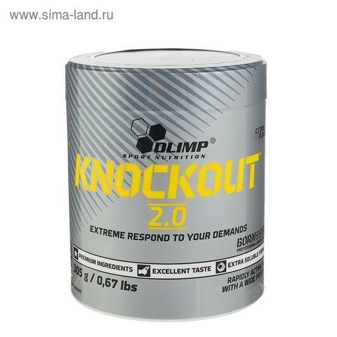 OLIMP Кнокаут 2.0 /305 г/ Цитрусовый пунш