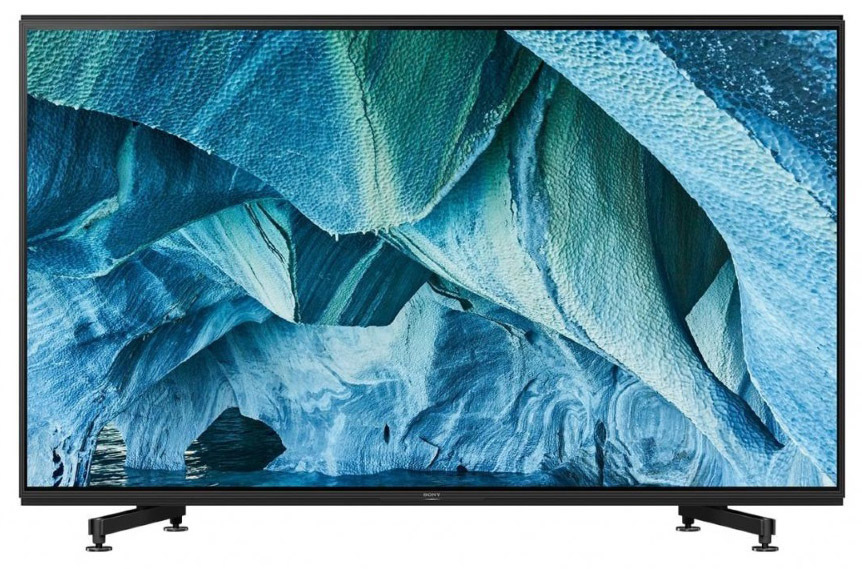 8K телевизор Sony BRAVIA KD-85ZG9 Master Series