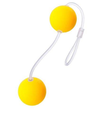 Желтые вагинальные шарики