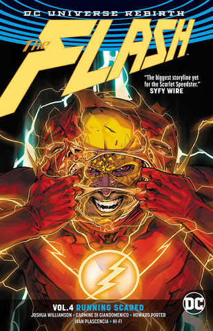 The Flash Volume 4: Running Scared