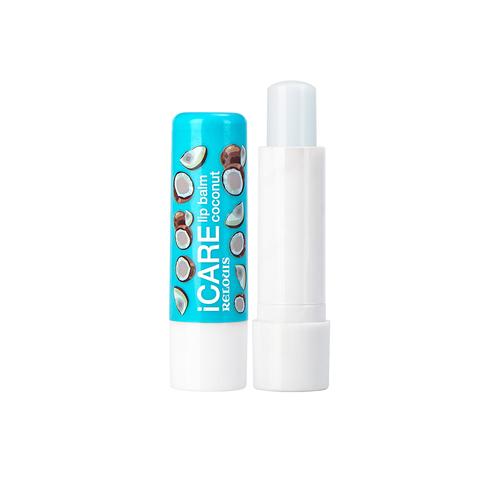Relouis iCare lip balm Бальзам-уход для губ Coconut