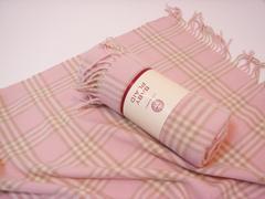 Плед детский 100х150 Luxberry Lux 1 розовый