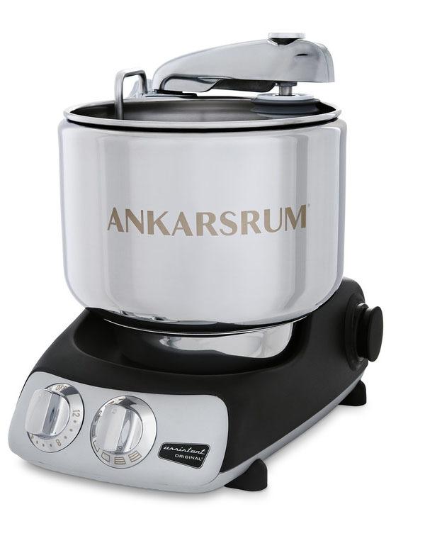 Тестомес комбайн Ankarsrum AKM6230B Assistent черный (базовый)