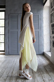 Платье «Aurora Blanc Lime» купить