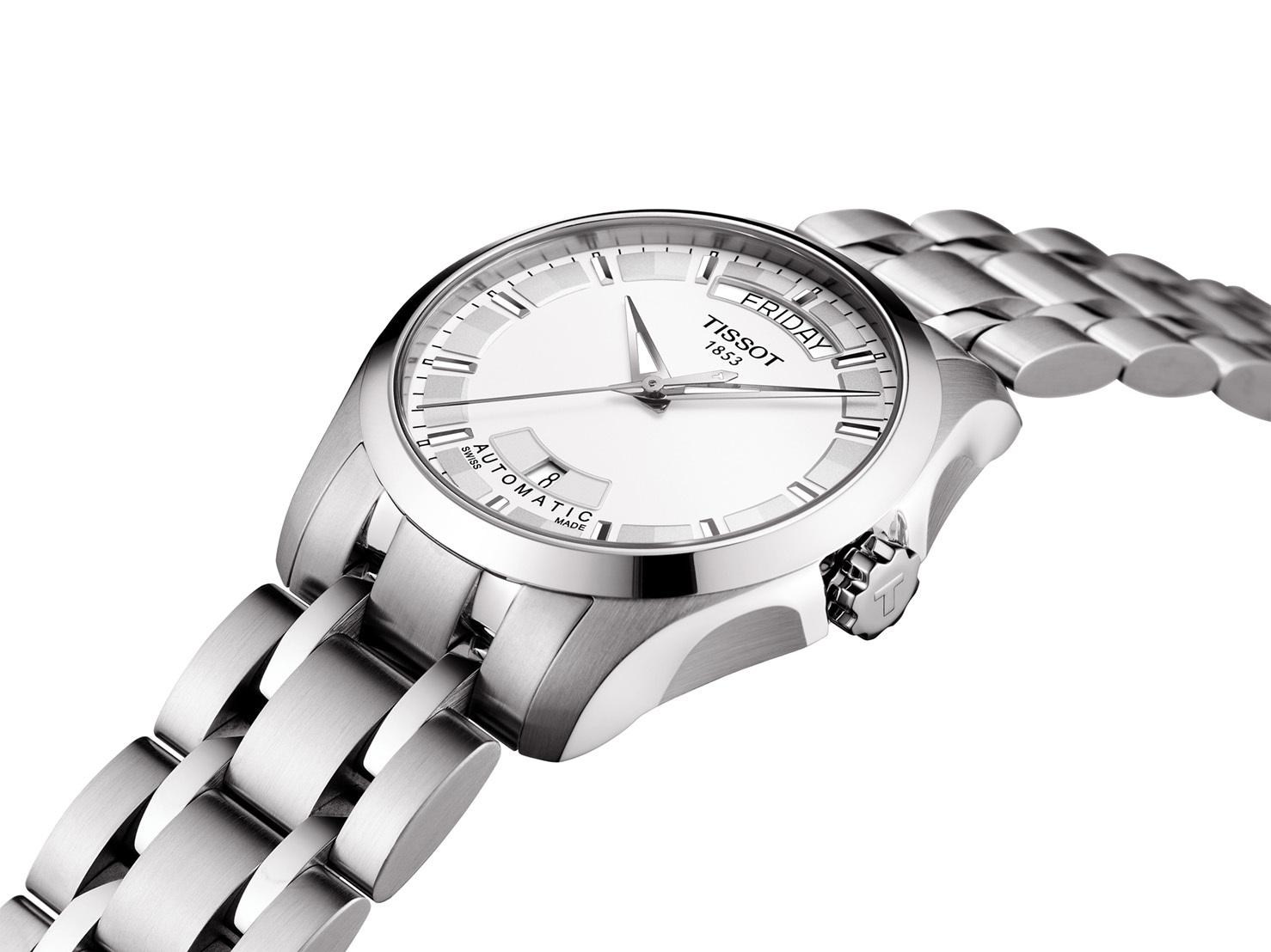 Wwoor швейцарские часы tissot