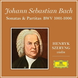 Henryk Szeryng / Bach: 6 Sonatas And Partitas For Violin Solo (3LP)