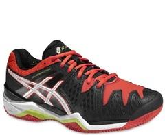 Кроссовки теннисные Asics Gel-Resolution 6 Glay мужские