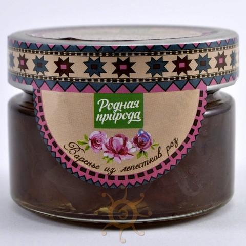 """Варенье из лепестков розы """"Organic"""" Noyan, 150г"""